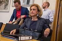 """2. Sitzungstag des Berliner """"Amri-Untersuchungsausschuss"""".<br /> Am Freitag den 8. September 2017 fand die 2. Sitzung des sogenannte """"Amri-Untersuchungsausschuss des Berliner Abgeordnetenhaus. Statt. Der 1. Untersuchungsausschuss der 18. Wahlperiode will versuchen die diversen Unklarheiten im Fall des Weihnachtsmarkt-Attentaeters zu aufzuklaeren.<br /> Im Bild: Im Bild rechts: Canan Bayram, Obfrau und Sprecherin der Gruenen im Ausschuss.<br /> 8.9.2017, Berlin<br /> Copyright: Christian-Ditsch.de<br /> [Inhaltsveraendernde Manipulation des Fotos nur nach ausdruecklicher Genehmigung des Fotografen. Vereinbarungen ueber Abtretung von Persoenlichkeitsrechten/Model Release der abgebildeten Person/Personen liegen nicht vor. NO MODEL RELEASE! Nur fuer Redaktionelle Zwecke. Don't publish without copyright Christian-Ditsch.de, Veroeffentlichung nur mit Fotografennennung, sowie gegen Honorar, MwSt. und Beleg. Konto: I N G - D i B a, IBAN DE58500105175400192269, BIC INGDDEFFXXX, Kontakt: post@christian-ditsch.de<br /> Bei der Bearbeitung der Dateiinformationen darf die Urheberkennzeichnung in den EXIF- und  IPTC-Daten nicht entfernt werden, diese sind in digitalen Medien nach §95c UrhG rechtlich geschuetzt. Der Urhebervermerk wird gemaess §13 UrhG verlangt.]"""