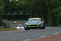 #9 DARREN TURNER (GB)-  ASTON MARTIN / DBR9 / 2007 GT1B