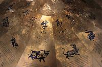 Asie/Singapour/Singapour: Seng Poh - Détail des signes du zodiaque chinois