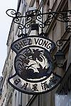 Exterior, Chez Vong Restaurant, Paris, France, Europe