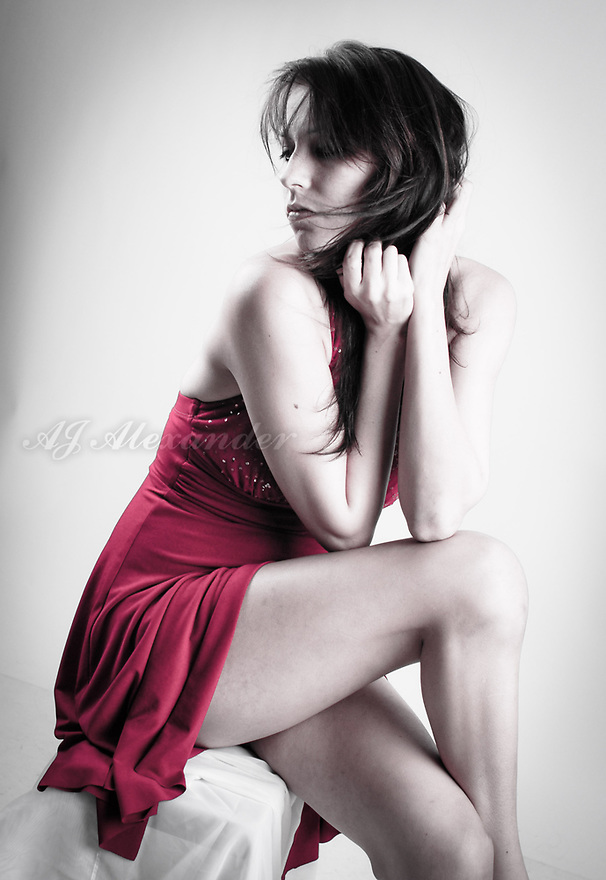 AJ ALEXANDER/AJimages - Allicia Dae Pearson<br /> Photo by AJ ALEXANDER (c)<br /> Author/Owner AJ Alexander