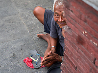Street Photography in Manila, Philippines