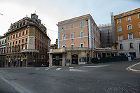 """Rome, 12/03/2020. Documenting Rome under the Italian Government lockdown for the Outbreak of the Coronavirus (SARS-CoV-2 - COVID-19) in Italy. On the evening of the 11 March 2020, the Italian Prime Minister, Giuseppe Conte, signed the March 11th Decree Law """"Step 4 Consolidation of 1 single Protection Zone for the entire national territory"""" (1.). The further urgent measures were taken """"in order to counter and contain the spread of the COVID-19 virus"""" on the same day when the WHO (World Health Organization, OMS in Italian) declared the coronavirus COVID-19 as a pandemic (2.).<br /> ISTAT (Italian Institute of Statistics) estimates that in Italy there are 50,724 homeless people. In Rome, around 20,000 people in fragile condition have asked for support. Moreover, there are 40,000 people who live in a state of housing emergency in Rome's municipality.<br /> March 11th Decree Law (1.): «[…] Retail commercial activities are suspended, with the exception of the food and basic necessities activities […] Newsagents, tobacconists, pharmacies and parapharmacies remain open. In any case, the interpersonal safety distance of one meter must be guaranteed. The activities of catering services (including bars, pubs, restaurants, ice cream shops, patisseries) are suspended […] Banking, financial and insurance services as well as the agricultural, livestock and agri-food processing sector, including the supply chains that supply goods and services, are guaranteed, […] The President of the Region can arrange the programming of the service provided by local public transport companies […]».<br /> Updates: on the 12.03.20 (6:00PM) in Italy there 14.955 positive cases; 1,439 patients have recovered; 1,266 died.<br /> <br /> Footnotes & Links:<br /> Info about COVID-19 in Italy: http://bit.do/fzRVu (ITA) - http://bit.do/fzRV5 (ENG)<br /> 1. March 11th Decree Law http://bit.do/fzREX (ITA) - http://bit.do/fzRFz (ENG)<br /> 2. http://bit.do/fzRKm"""