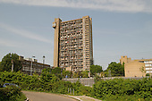 Trellick Tower, designed by Erno Goldfinger, Kensington & Chelsea, West London