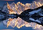 Chamonix Needles, Lac Blanc, French Alps