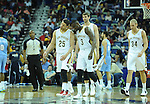 The New Orleans Pelicans defeat the Denver Nuggets, 111-107, in an OT victory at the Smoothie King Center. Anthony Davis scored 32 points and grabbed 17 rebounds. Images in this gallery are not for sale and here solely as a representation of my photography.