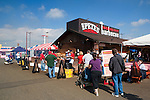 Fair food is a tradition, and Pete's Barbecue is an institution at The Puyalup Fair.  Western Washington State Fair.
