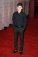 """Fionn O'Shea<br /> arriving for the premiere of """"The Aftermath"""" at the Picturehouse Central, London<br /> <br /> ©Ash Knotek  D3479  18/02/2019"""