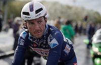 Gaetan Bille (BEL/Wanty-Groupe Gobert) post-finish<br /> <br /> 102nd Liège-Bastogne-Liège 2016