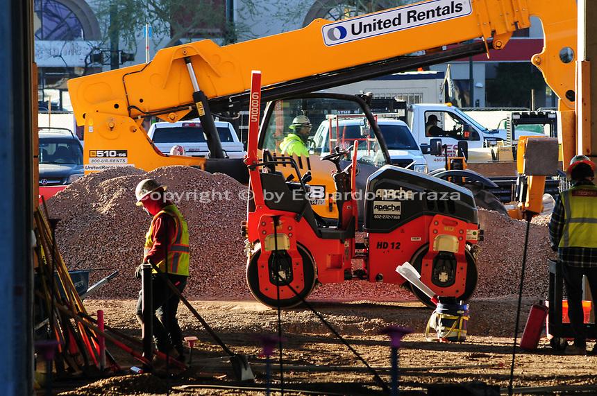 Development Projects in Downtown Mesa, Arizona • 2021