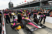 Verizon IndyCar Series<br /> Indianapolis 500 Qualifying<br /> Indianapolis Motor Speedway, Indianapolis, IN USA<br /> Saturday 20 May 2017<br /> Jack Harvey, Michael Shank Racing with Andretti Autosport Honda<br /> World Copyright: Scott R LePage<br /> LAT Images<br /> ref: Digital Image lepage-170520-indy-2003