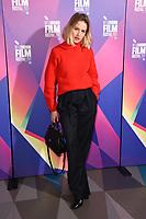 "Tess Ward<br /> arriving for the London Film Festival 2017 screening of ""Jane"" at Picturehouse Central, London<br /> <br /> <br /> ©Ash Knotek  D3334  13/10/2017"