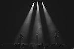 Jonas Brothers and Beb Rexha at MGM Grand Garden Arena - October 18, 2019