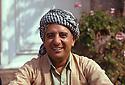 France 1973.  Abdul Rahman Ghassemlou, secretary general  of KDPI<br /> France 1973<br /> Abdul Rahman Ghassemlou, secrétaire général du PDKI