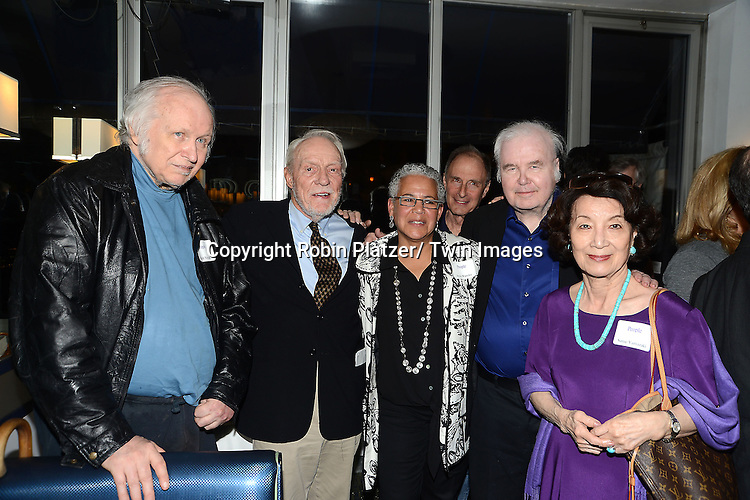 original employees  at the  People Magazine Employees Reunion on April 26, 2013 at Burger Heaven at 804  Lexington Avenue in New York City.