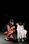 FEUE....Choregraphie : LEBRUN Thomas..Mise en scene : LEBRUN Thomas..Compagnie : compagnie Illico..Avec :..LEBRUN Thomas..Lieu : Centre National de la danse..Ville : Pantin..Le : 08 11 2011..© Laurent PAILLIER CDDS Enguerand