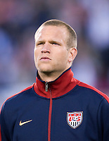 Jay DeMerit. The USMNT tied Argentina, 1-1, at the New Meadowlands Stadium in East Rutherford, NJ.