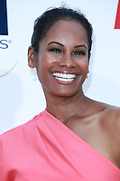 HOLLYWOOD, LOS ANGELES, CA, USA - JUNE 09: Robinne Lee at the Los Angeles Premiere Of Screen Gems' 'Think Like A Man Too' held at the TCL Chinese Theatre on June 9, 2014 in Hollywood, Los Angeles, California, United States. (Photo by David Acosta/Celebrity Monitor)