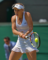 England, London, Juli 04, 2015, Tennis, Wimbledon, Caroline Wozniacki (DEN)<br />
