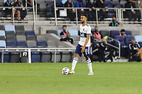 SAINT PAUL, MN - MAY 12: Caio Alexandre #8 of Vancouver Whitecaps FC during a game between Vancouver Whitecaps and Minnesota United FC at Allianz Field on May 12, 2021 in Saint Paul, Minnesota.