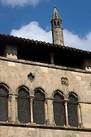 Europe/France/Midi-Pyrénées/46/Lot/Figeac: L'Hôtel de la Monnaie qui abrite le Musée du Vieux Figeac