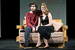 "Tamar Novas and Manuela Velasco during theater play ""Todo es Mentira"" at Teatro Lara  in Madrid . March 30, 2016. (ALTERPHOTOS/Borja B.Hojas)"