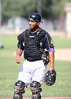 Nick Valdez / Colorado Rockies 2008 Instructional League..Photo by:  Bill Mitchell/Four Seam Images