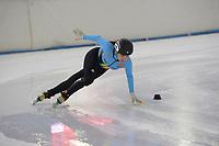 SCHAATSEN: HEERENVEEN: 09-01-2020, IJsstadion Thialf, Shorttracktraining, ©foto Martin de Jong