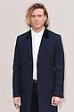 Dougie Poynter<br /> arrives for the Burberry Menswear A/W 16 fashion show, Perks Field, Hyde Park, London<br /> <br /> <br /> ©Ash Knotek  D3064 11/01/2016