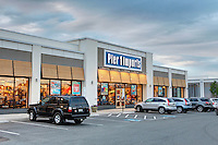 Pier 1 Imports located in the Shops at Stonefield in Charlottesville, VA. Photo/Andrew Shurtleff
