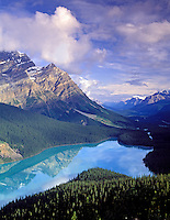M00361M.tiff   Peyto Lake. Banff National Park, Alberta , Canada