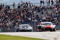 5th September 2021; Red Bull Ring, Spielberg, Austria; DTM Race 2 at Spielberg;  Nico Muller CH Team Rosberg, Audi R8 LMS at the DTM round at the Red Bull Ring