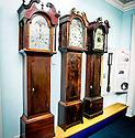 Callendar House : Grandfather Clocks