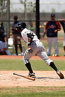 Jordan Kendall  - Chicago White Sox - 2009 extended spring training.Photo by:  Bill Mitchell/Four Seam Images