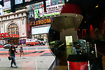NYC Times Square tourism industry paralyzed with a moribund economy