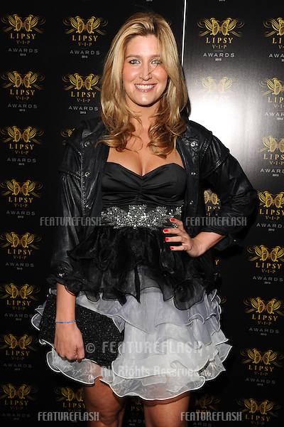 Francesca Hull arriving for the Lipsy Fashion Awards,  at Dstrkt, London. 29/05/2013 Picture by: Steve Vas / Featureflash