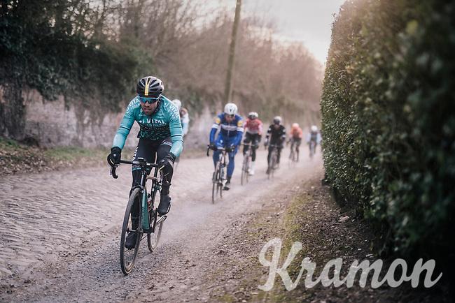 Jonas van Genechten (BEL/Vital Concept)<br /> <br /> 50th GP Samyn 2018<br /> Quaregnon > Dour: 200km (BELGIUM)
