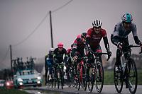John Degenkolb (DEU/Trek-Segafredo)<br /> <br /> 73rd Dwars Door Vlaanderen 2018 (1.UWT)<br /> Roeselare - Waregem (BEL): 180km