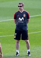 Spain's coach Julen Lopetegui during training session. May 31,2018.(ALTERPHOTOS/Acero) /NortePhoto.com