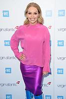 Katie Piper<br /> arriving for WE Day 2018 at Wembley Arena, London<br /> <br /> ©Ash Knotek  D3386  07/03/2018