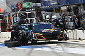 IMSA WeatherTech SportsCar Championship<br /> Advance Auto Parts SportsCar Showdown<br /> Circuit of The Americas, Austin, TX USA<br /> Saturday 6 May 2017<br /> 86, Acura, Acura NSX, GTD, Oswaldo Negri Jr., Jeff Segal - Pit Stop<br /> World Copyright: Richard Dole<br /> LAT Images<br /> ref: Digital Image RD_COTA_17283