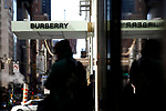Burberry Rebound in Sales and Raises the Year Guidance