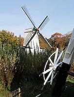 Nederland Arnhem 2015.  Paltrokmolen Mijn Genoegen in het Nederlands Openluchtmuseum.  Foto Berlinda van Dam / Nederlandse Hoogte