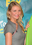 Cameron Diaz at The Fox 2009 Teen Choice Awards held at Universal Ampitheatre  in Universal City, California on August 09,2009                                                                                      Copyright 2009 DVS / RockinExposures