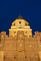 Europe/Pologne/Lublin: la porte de Cracovie (Brama Kralowska)