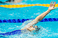 SALCUTAN Tatiana MDA MOLDAVIA<br /> Gwangju South Korea 26/07/2019<br /> Swimming Women's 200m Backstroke Semifinal<br /> 18th FINA World Aquatics Championships<br /> Nambu University Aquatics Center <br /> Photo © Giorgio Scala / Deepbluemedia / Insidefoto