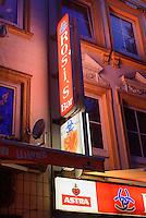 Rosi's Bar, Hamburger Berg, Hamburg-Stpauli, Deutschland