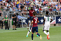 East Hartford, CT - Saturday July 01, 2017: Gyasi Zardes during an international friendly match between the men's national teams of the United States (USA) and Ghana (GHA) at Pratt & Whitney Stadium at Rentschler Field.
