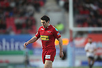 Stephen Jones.RaboDirect Pro 12.Scarlets v Munster..Parc Y Scarlets.21.04.12.©Steve Pope