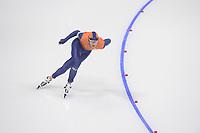 OLYMPIC GAMES: PYEONGCHANG: 11-02-2018, Gangneung Oval, Long Track, 5000m Men, Jan Blokhuijsen (NED),  ©photo Martin de Jong